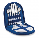 Picknickset 600D royal blauw MO8765
