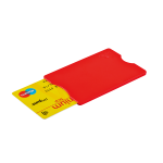 Cardhouder RFID protector rood 870482
