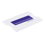 Cardhouder RFID protector wit 870482