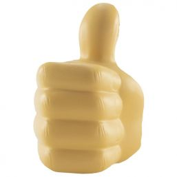 "Antistress hand ""Thumbs up"" beige 9618"