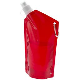 Cabo waterzak transparant rood 100250