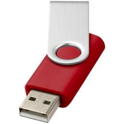 Rotate basic USB 1GB rood/zilver 123503