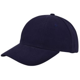 Turned brushed cap navy 1733