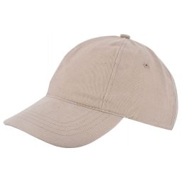 Kinder brushed promo cap khaki 1750