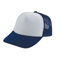 Originele trucker cap navy/wit 2130