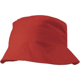 Zonnehoed rood 3826