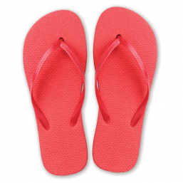 PE slippers rood MO8045